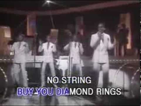 The Stylistics   Can't give you anything but my love (Official Video)