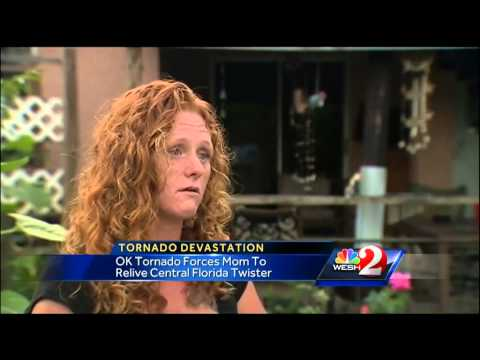 Tornado devestation images all-too-familiar for local woman