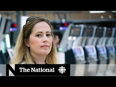 Woman Strip-searched By Canadian Border Agents Still Traumatized