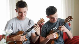 Europa - Carlos Santana (ukulele duet)
