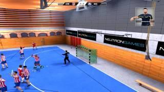 IHF Handball Challenge 12 gameplay