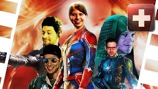 Kino+ #243   Captain Marvel, mid90s, White Boy Rick, The Sisters Brothers, Hi, A.I.
