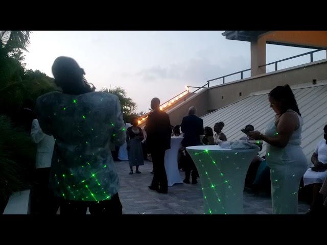 Caribbean Island Soca Saxophone Wedding Cocktail Hour Music