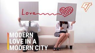 It's Tough Dating in Hong Kong