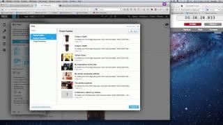 Créer un blog mode en 10 min chrono !