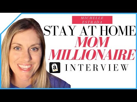 Stay At Home Mom Makes MILLIONS On Amazon
