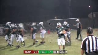 Donna vs Harlingen Texas Valley Football