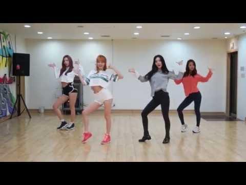 開始Youtube練舞:FRI. SAT. SUN-Dalshabet | 看影片學跳舞