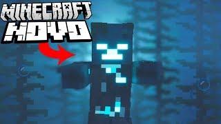 O NOVO MOB DROWNED (AFOGADO) E NOVO BLOCO AQUÁTICO!!!   Minecraft 1.13 (NOVO)