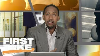 Stephen A. Shares His Top 5 Black Athletes Of All Time   First Take   ESPN