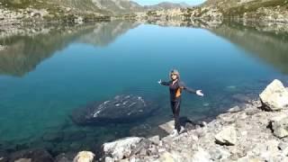 видео Аркасарские озера - маршруты из Архыза