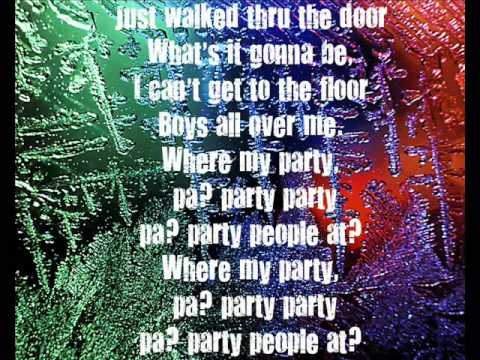 Party People - Nelly And Fergie (With Lyrics) HQ