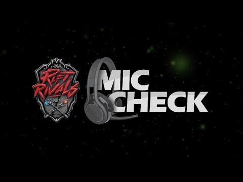 Mic Check - Rift Rivals 2017 (NA vs. EU)