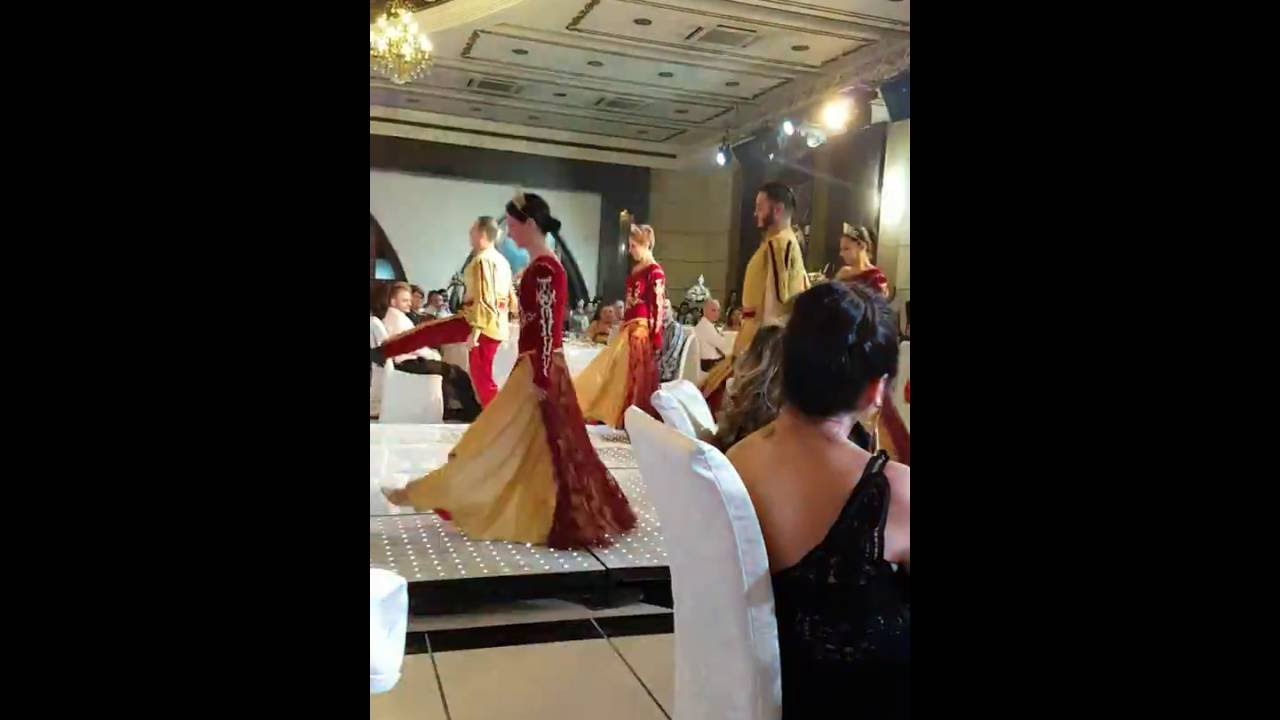 Traditional Armenian Wedding Dance Beirut Lebanon