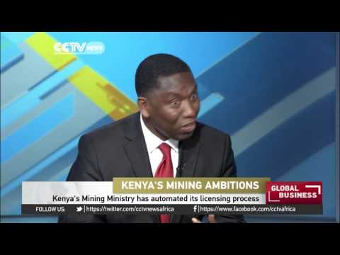 Kenya Hoping To Build Mining Sector And Attract Explorers