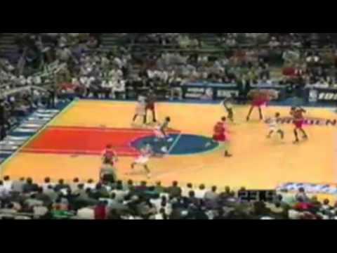 MICHAEL JORDAN 1996 PLAYOFFS HIGHLIGHTS: The King (black socks era)