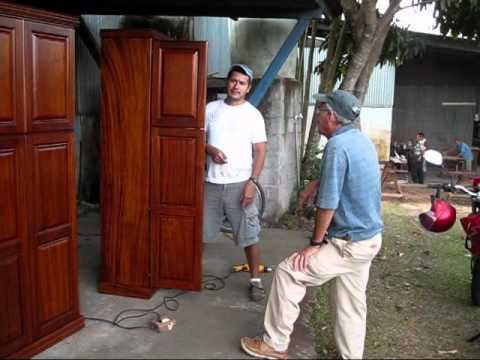 Costa Rica: Sarchi Furniture Workshop (Short) - International Living