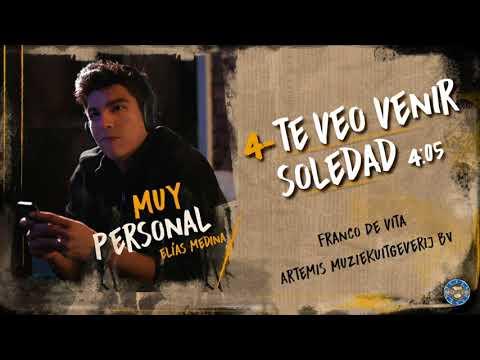 Elias Medina - Te Veo Venir Soledad ( Audio Oficial )