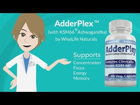 The Best Nootropics Stack - Safe Brain Performance and Pre Workout  Stimulant - Review of AdderPlex