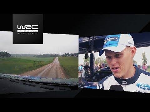 WRC - ORLEN 74th Rally Poland 2017: ONBOARD Ott Tänak