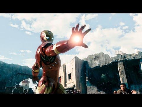 Iron Man - Music Video ( Audioslave - Cochise )