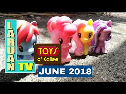Mainan Video Lucu Filipina - Happy Meal Mc Do My Little Pony Cutie Mark Crew