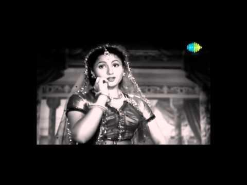 Akhiyan Gulabi Jaise   Beqasoor 1950  Madhubala Song
