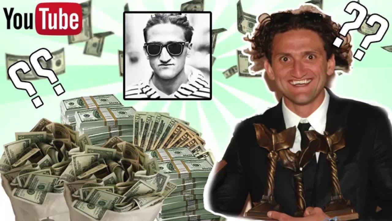 3c417b4986 HOW MUCH MONEY DOES CASEY NEISTAT MAKE ON YOUTUBE 2016 (YOUTUBE ...