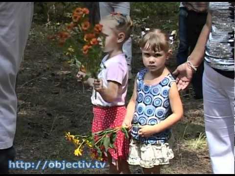 Семья из Казахстана нашла могилу родственника