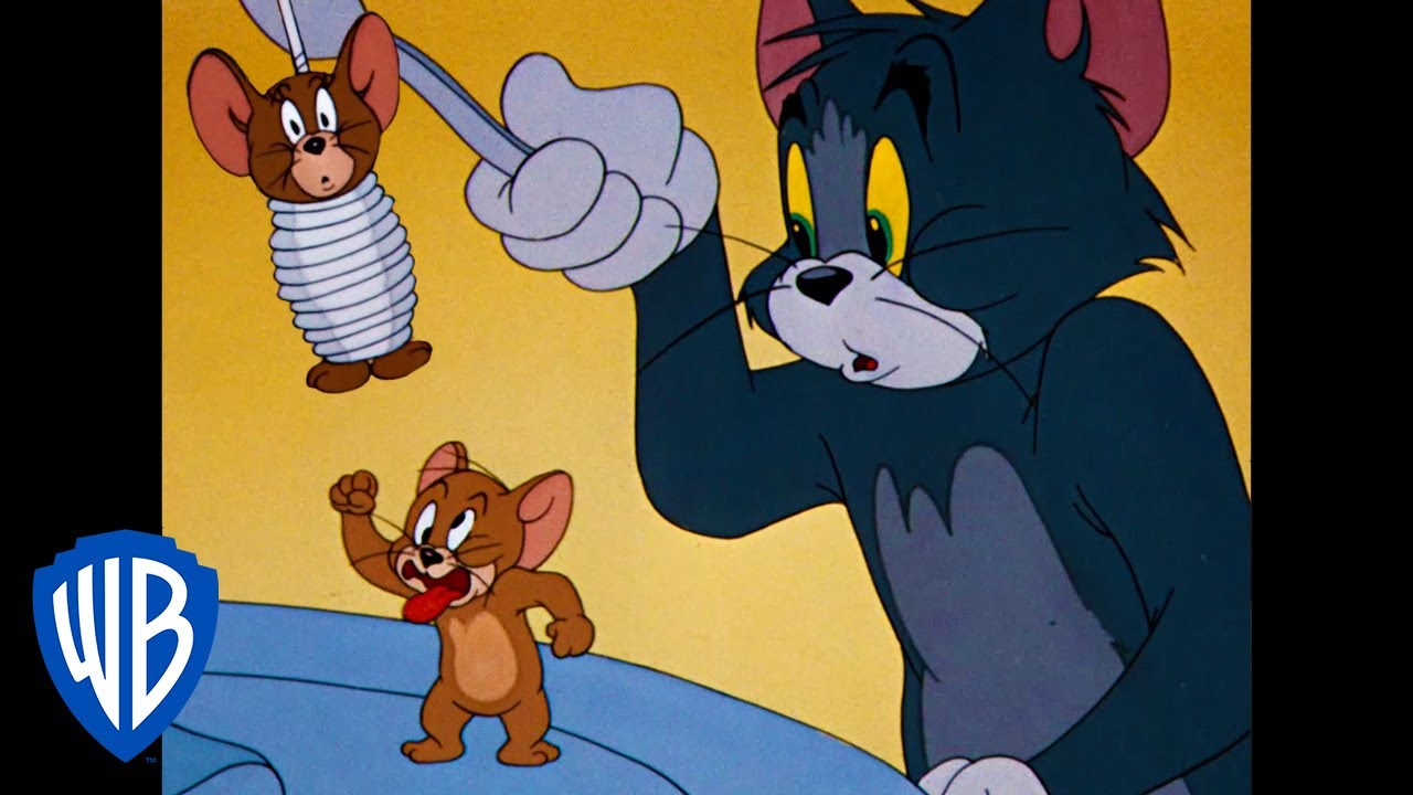 Tom & Jerry | A Day With Tom & Jerry | Classic Cartoon Compilation | WB Kids