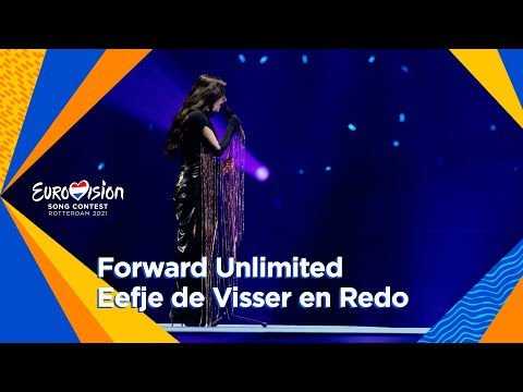 Opening Eefje de Visser en Redo - Forward Unlimited    Second Semi-Final   Eurovision 2021