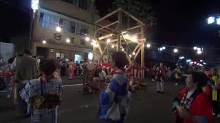 作詞作曲:下元かおる 歌:浜口修司 踊り:谷本郷子 第17回本町通りふれ...