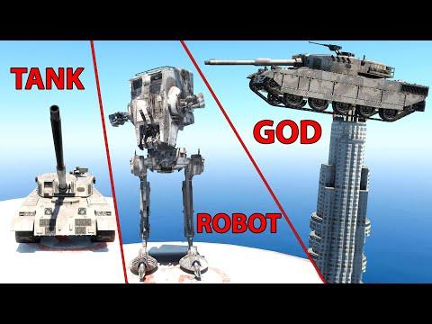 TANK EVOLUTION (Tank