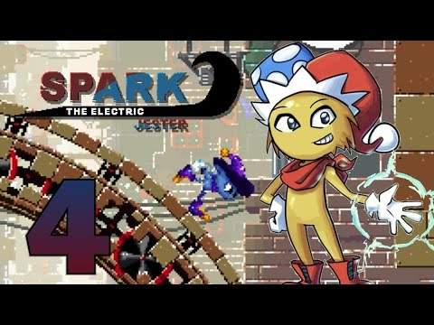 SPARK THE ELECTRIC JESTER (60fps/Blind) #4 Smog City & Sunset Heights