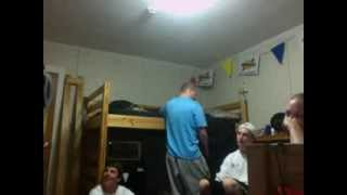 Bunk Bed Dorm Prank