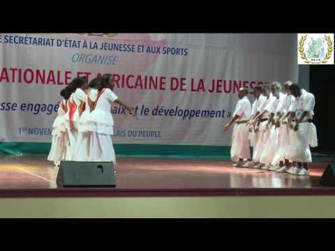 SEJS Djibouti : Animation Culturelle Journée Nationale et Africaine de la jeunesse 2016