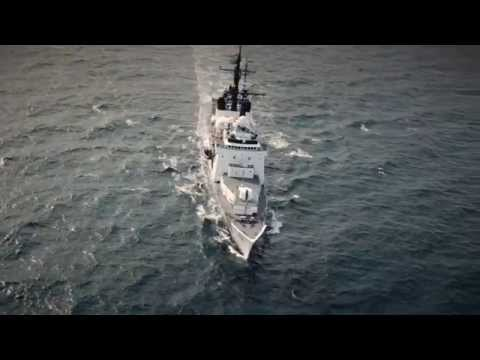USCGC BOUTWELL: Any Given Day