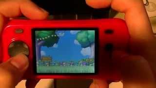 [02] Moving Games Arcade Vision - Une fausse Wii dans la poche ...