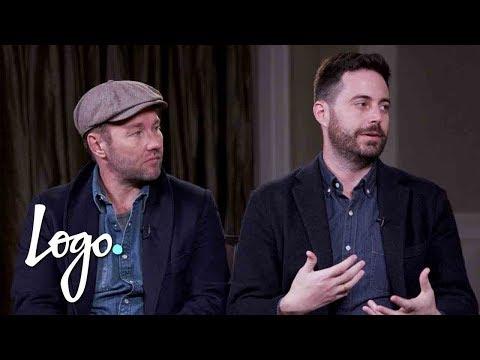 Joel Edgerton & Garrard Conley Talk 'Boy Erased'  Logo