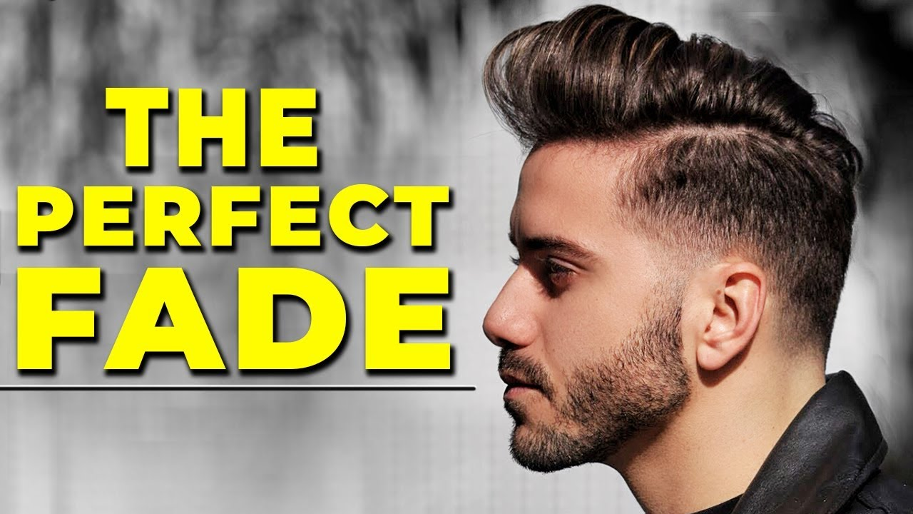 How To Get The Perfect Fade My Current Haircut Hairstyle 2018