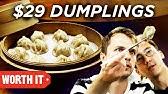 $0.50 Dumpling Vs. $29 Dumplings • Taiwan