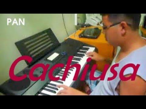 """Độc tấu """"ca-chiu-sa"""" nhạc Nga (organ - Bin)"""