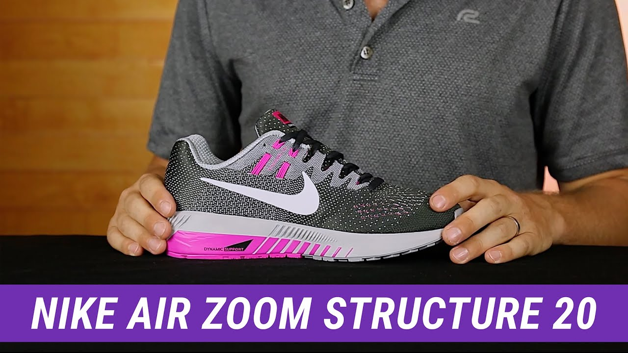 Nike Air Zoom Structure 20 | Women's Fit Expert Review