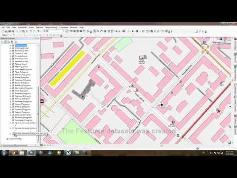 Openstreetmap into ArcGIS 10.1