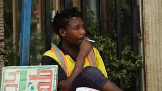 AFP News: Residents React To Public Smoking Ban For Ethiopia's Capital