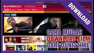How to Download Movies On duni21.net