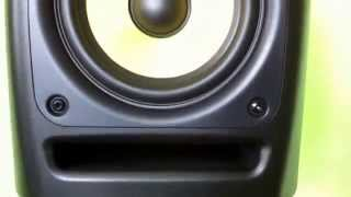 KRK ROKIT 5 REVIEW & SOUND TEST