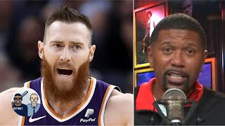 Aron Baynes and the Suns are balling! - Jalen Rose after Phoenix vs. Golden State | Jalen & Jacoby