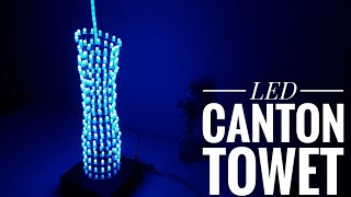 Canton Tower || LED Canton Tower