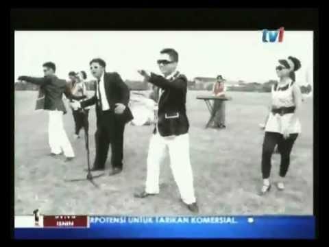 Zairi Mazelan ft Salsa Electrica - Sumpah Setia (Ahmad Jais)